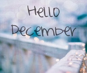 december, goodbye, and year image