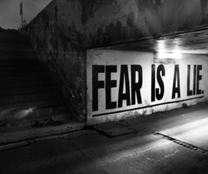 fear, lies, and quotes image