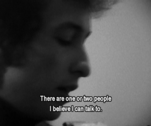 bob dylan, quotes, and text image