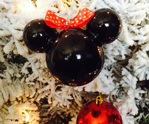 christmas, christmas tree, and disney image