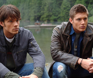 winchester, hermanos, and sam y dean image