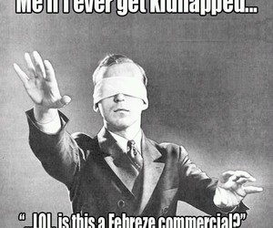 funny, lol, and kidnap image