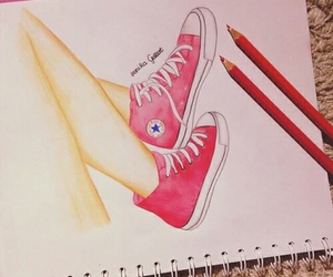 drawing, converse, and draw image