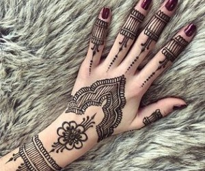 art and henna image