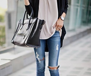 casual, chic, and nice image