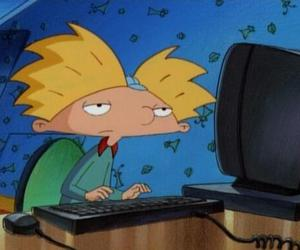90s and hey arnold image