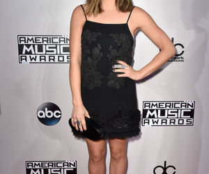 lucy hale and american music awards image