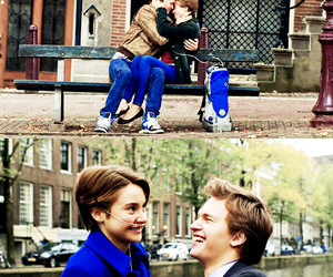 augustus, hazel, and tfios image