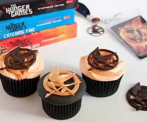 cupcake and the hunger games image