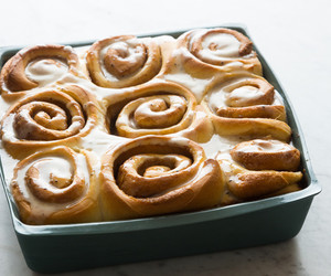 food, rolls, and sweets image