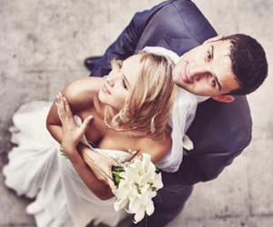 beautiful, flowers, and groom image