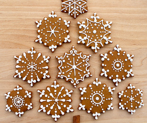 chocolate, cookie, and gingerbread image