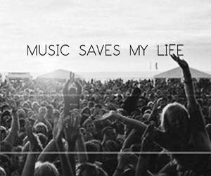 music, life, and black and white image