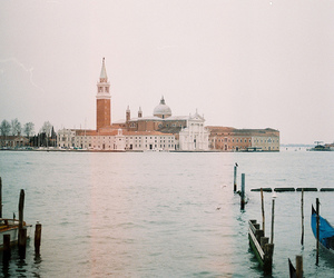 venice, sea, and water image