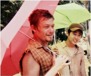 glenn, guy, and norman reedus image