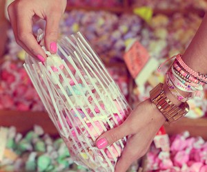 candys, colorful, and colors image
