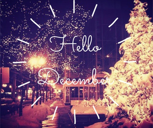 beautiful, december, and hello image
