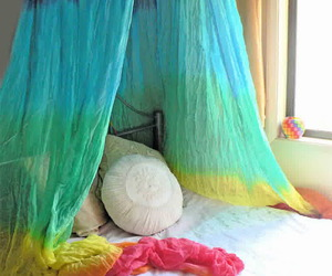 canopy bed curtains, king canopy bed, and canopy bed frame image