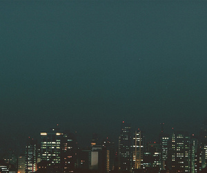 sky, glow, and grunge image