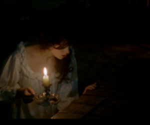 candle, vintage, and fantasy image