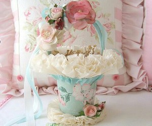 shabby chic, decor, and vintage image