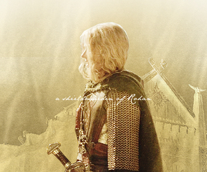 brave, eowyn, and lord of the rings image