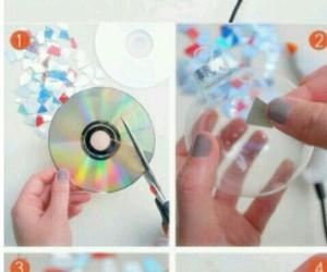 diy, christmas, and cd image