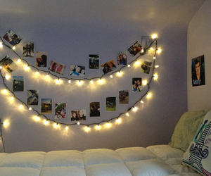 bedroom, christmas, and ideas image