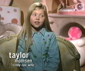 Taylor Momsen, cindy lou who, and baby taylor image