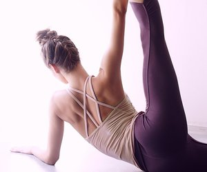 healthy, yoga, and instagram image