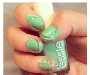 funny, nails, and me image