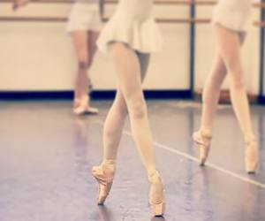 ballerina, cute, and ballet image