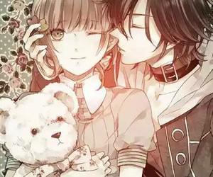 anime, heroine, and amnesia image
