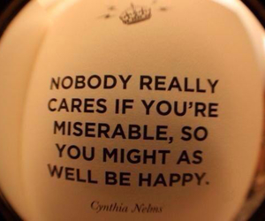 phrases, happy, and sad image