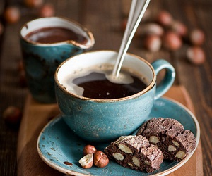 coffee, food, and chocolate image