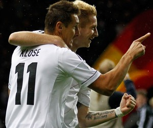 perfection, german nt, and miroslav klose image