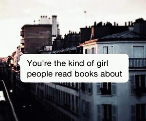 books, fiction, and girl image
