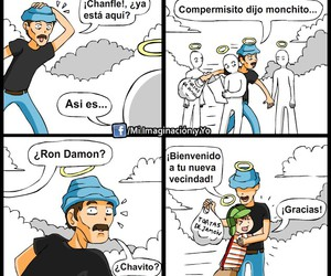mexico, humor, and infancia image