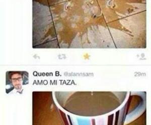 jaja, chiste, and mi taza image