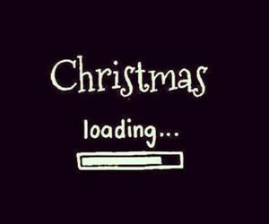 christmas, loading, and december image