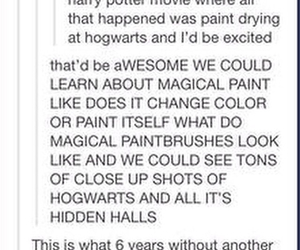 books, fandom, and harry potter image