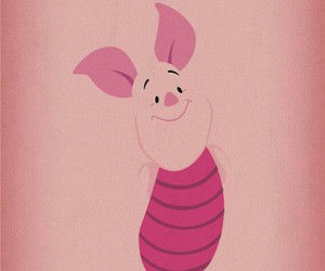 disney, piglet, and puerquito image