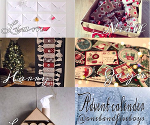 christmas, imagine, and advent calender image