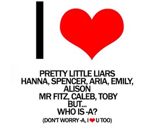 pretty little liars, hanna, and spencer image