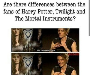 twilight, harry potter, and Jamie Campbell Bower image