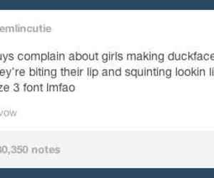 complain, girls, and guys image