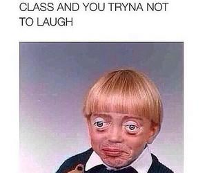 funny, joke, and school image