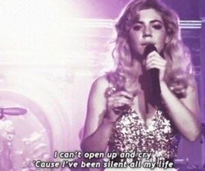 marina and the diamonds, quote, and NUMB image