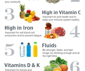 diet, healthy, and foods image