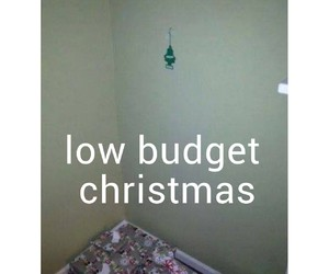 christmas, funny, and green image